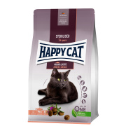 Happy Cat Katzenfutter Sterilised Adult Atlantik- Lachs...