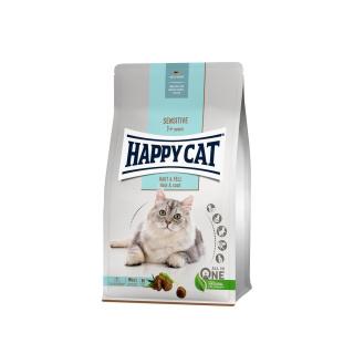 Happy Cat Sensitive Haut und Fell 1,3 kg