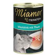 Miamor Trinkfein Thunfisch 6x 135ml Six-Pack