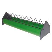 Legehennentrog mit Freßgitter 75 cm