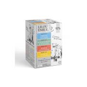 Lilou & Émile Multipack Adult 8 x 85g
