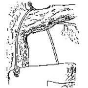 Schwegler Nisthöhle 1B Ø 26 mm für Meisen braun