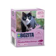 BOZITA Katzennassfutter Garnelen in Soße 370g...