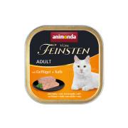 animonda Vom Feinsten Adult Geflügel und Kalb 100g...