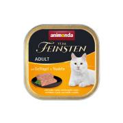 animonda Vom Feinsten Adult Geflügel und Nudeln 100g...