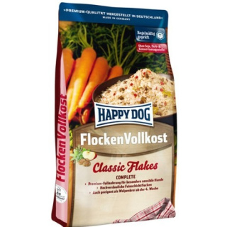 Happy Dog Flocken Vollkost 10kg