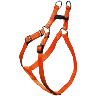 Hunter Geschirr Nylon Ecco Sport Quick orange L