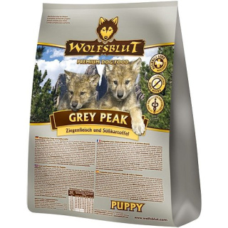 Wolfsblut Grey Peak Puppy mit Ziegenfleisch 2 kg
