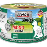 MACS Cat Mono Sensitive Lamm (100%) mit Karotte 200g