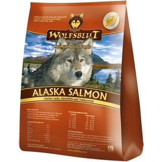 Wolfsblut Alaska Salomon Lachs & Reis 2kg