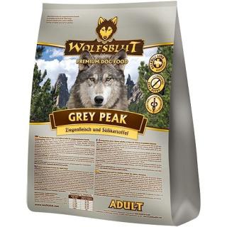 Wolfsblut Grey Peak Adult mit Ziegenfleisch und Süßkartoffeln 2kg