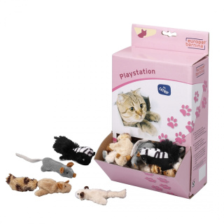 Europet Bernina Katzenspielzeug mit Catnip 7 cm - 1 Stück