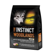 PURE INSTINCT Woodlands Junior mit Huhn und Truthahn 1 kg