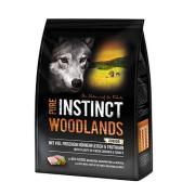 PURE INSTINCT Woodlands Mini/Medium Junior mit Huhn und...