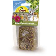 JR Farm Minerallehmstein Blüte 100g