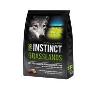 PURE INSTINCT Grasslands Adult  mit Huhn und Lamm 4 kg