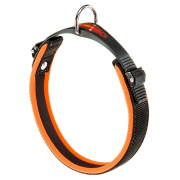 Ferplast Ergocomfort Halsband orange 45-55cm