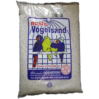 Rosis Vogelsand 5kg weiss