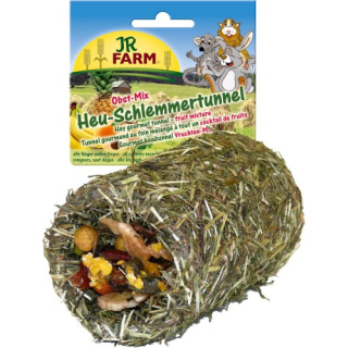 JR Farm Heu Schlemmertunnel Obst-Mix