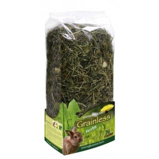 JR Farm Grainless Herbs Zwergkaninchen 400g
