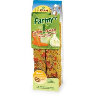 JR Farm Farmy´s Karotte und Fenchel 160g