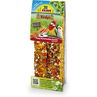 JR Farm Großsittich Honig-Austernschale-Karotte 260g