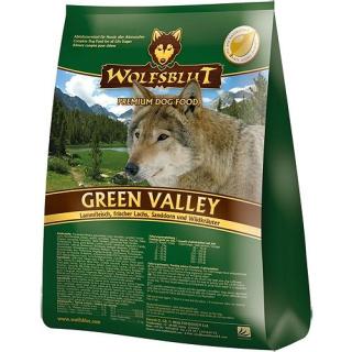 Wolfsblut Green Valley mit Lammfleisch, frischem Lachs 2 kg