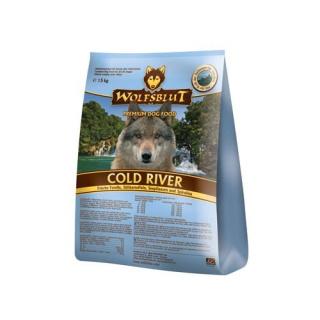Wolfsblut Cold River mit Forelle & Süßkartoffel 2 kg