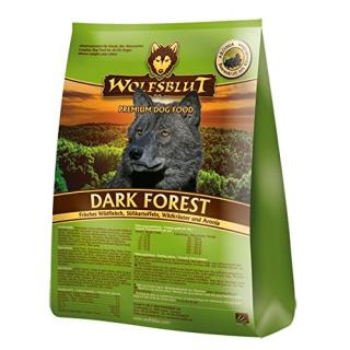 Wolfsblut Dark Forest mit Wildschwein & Süßkartoffel 2 kg