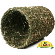 JR Farm Heu Tunnel & Naturholz gross 800g