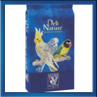 Deli Nature Wellensittichfutter Basis/Standard 20 kg