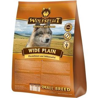 Wolfsblut Wide Plain Small breed mit Pferdefleisch und Süßkartoffeln 2 kg