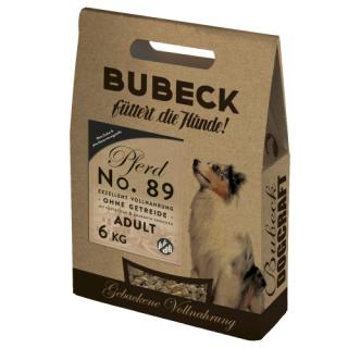 Bubeck Pferd & Kartoffel gebacken Nr. 89 6kg