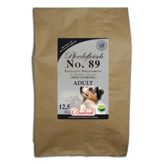 Bubeck Hundetrockenfutter Pferd & Kartoffel gebacken Nr. 89 12,5kg