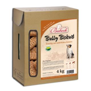 Bubeck Bully Biskuit 4kg