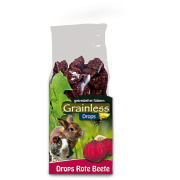 JR Farm Drops Rote Beete 140g