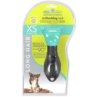 Furminator für langhaarige Hunde XS