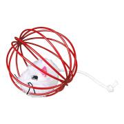 Trixie Fellmäuse im Gitterball Ø 6cm