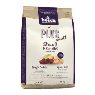 Bosch Plus Strauß und Kartoffel 2,5kg