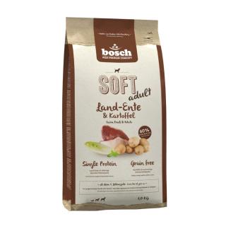 Bosch Soft LandEnte & Kartoffel 1kg