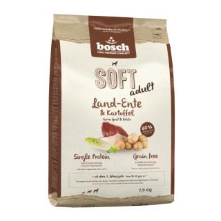 Bosch Soft LandEnte und Kartoffel 2,5kg