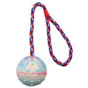 Trixie Ball am Seil 6cm/30cm