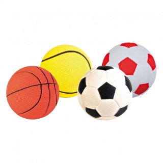 Trixie Spielball Moosgummi Ø 6cm - 1Stk.