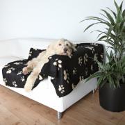 Trixie Hundedecke Barney schwarz/beige 150x100cm