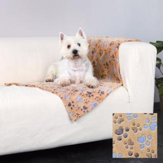 Trixie Hundedecke Laslo beige 150x100cm