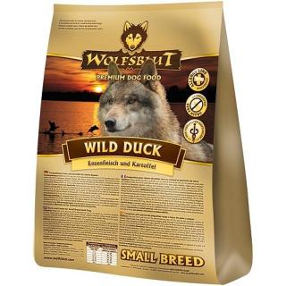 Wolfsblut Wild Duck small breed mit Ente & Kartoffeln 2 kg