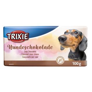 Trixie Hundeschokolade Schoko 100g
