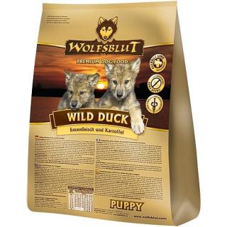 Wolfsblut Wild Duck Puppy mit Ente & Kartoffeln 2 kg
