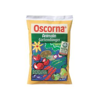 Oscorna Animalin Gartendünger 2,5kg