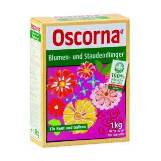 Oscorna Blumen- und Staudendünger 1kg